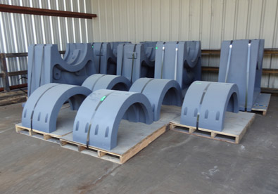 muenster casting and pump housings Material: gray iron casting, ductile iron casting,  astm a743/744/351 grade cf3m pump casings (housings, components, discharge case, stage case,.