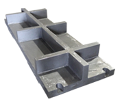 Cast Gray and Ductile Iron Plates, Frames and Bases